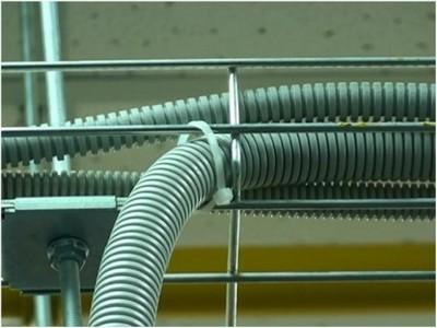Прокладка ВОЛС внутри зданий